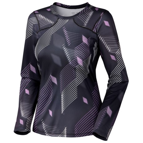 Mountain Hardwear Wicked Electric Shirt - Long Sleeve (For Women) in Sea Level