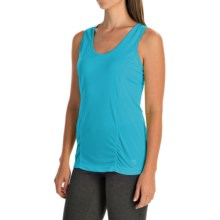 Mountain Hardwear Wicked Lite Tank Top - UPF 15 (For Women) in Atoll - Closeouts