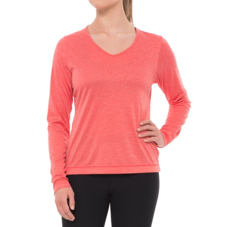 Mountain Hardwear Wicked Printed T-Shirt - Long Sleeve (For Women)