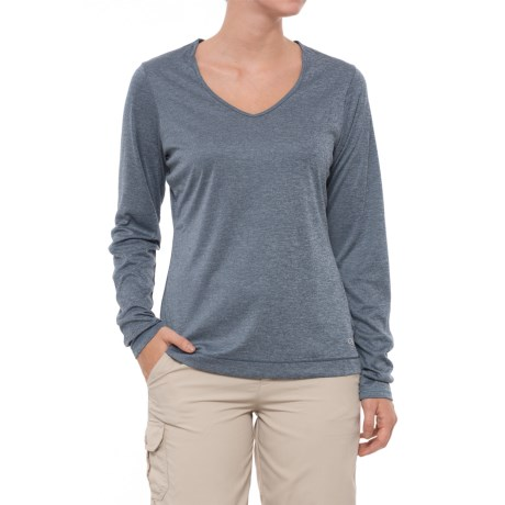 Mountain Hardwear Wicked Printed T-Shirt - Long Sleeve (For Women)