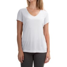 Mountain Hardwear Wicked T-Shirt - Short Sleeve (For Women) in White - Closeouts