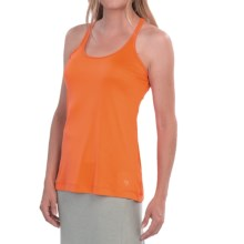 Mountain Hardwear Wicked Tank Top (For Women) in Navel Orange - Closeouts