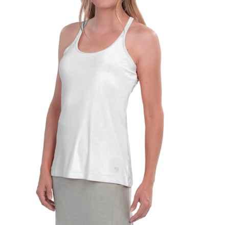 Mountain Hardwear Wicked Tank Top (For Women) in White - Closeouts