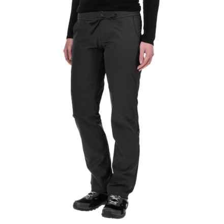 Mountain Hardwear Yuma Pants - UPF 50 (For Women) in Black - Closeouts