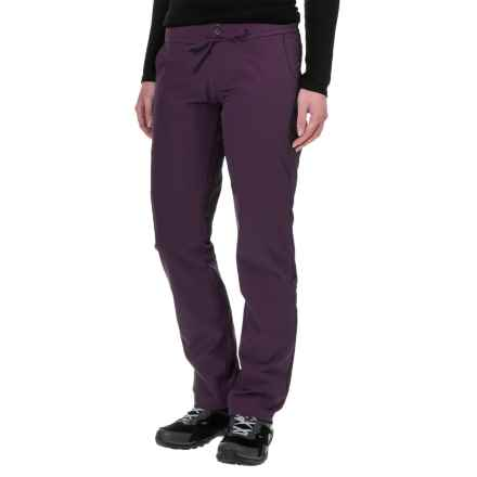 Mountain Hardwear Yuma Pants - UPF 50 (For Women) in Blurple - Closeouts