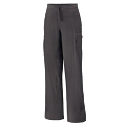 Mountain Hardwear Yuma Pants - UPF 50 (For Women) in Shark