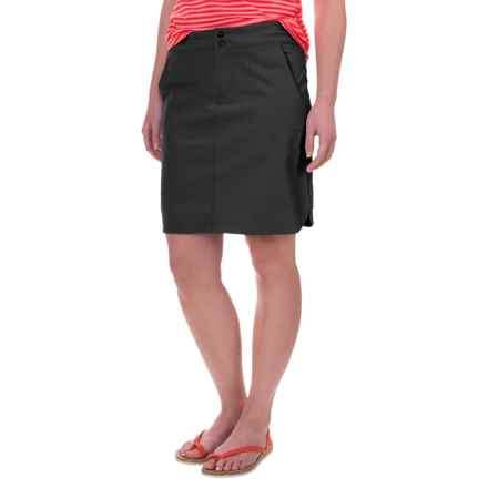 Mountain Hardwear Yuma Skirt - UPF 50 (For Women) in Black - Closeouts