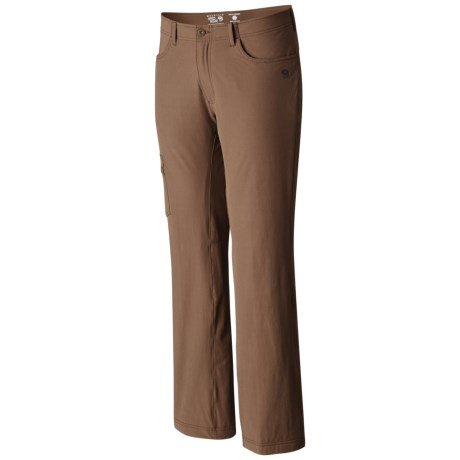 Mountain Hardwear Yumalino Pants UPF 50, Fleece Lining (For Men)