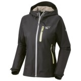 Mountain Hardwear Zahra Dry.Q Elite Soft Shell Jacket - Waterproof (For Women)