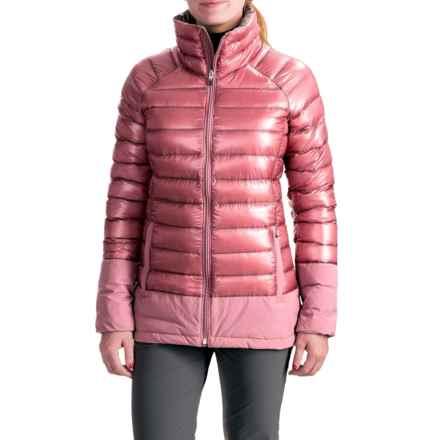 Mountain Hardwear ZeroGrand Down Jacket (For Women) in Mesa Rose - Closeouts