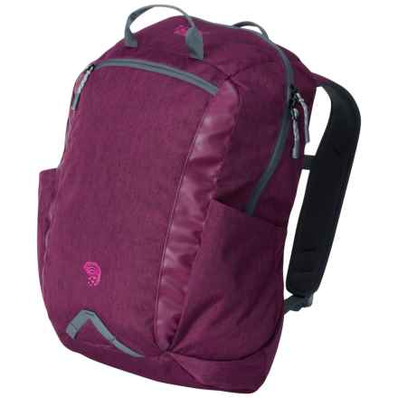 Mountain Hardwear Zoan 21 Backpack (For Women) in Dark Raspberry - Closeouts