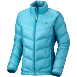 Mountain Hardwear Zonal Down Jacket - 850 Fill Power (For Women) in Dragonfly/Oxide Blue