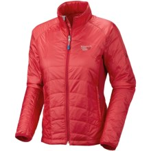 Mountain Hardwear Zonal Jacket - Insulated (For Women) in Poppy/Ruby - Closeouts