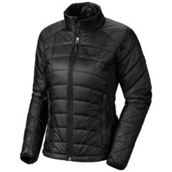 Mountain Hardwear Zonic Jacket - Insulated (For Women) in Geyser/Sea Level