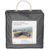 """Mountain House Furniture Patio Sectional Cover - 128x128x34"""""""