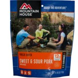 Mountain House Sweet and Sour Pork with Rice - 2.5 Servings