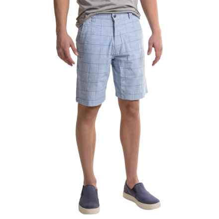 Mountain Khakis Boardwalk Shorts (For Men) in Bahama Blue - Closeouts