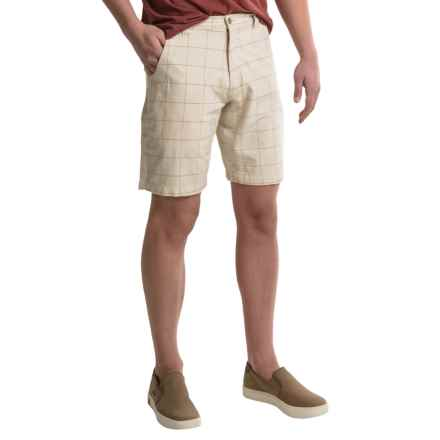 Mountain Khakis Boardwalk Shorts (For Men) in Sand - Closeouts