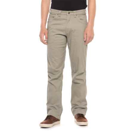 Mountain Khakis Camber 105 Pants (For Men) in Truffle - Closeouts