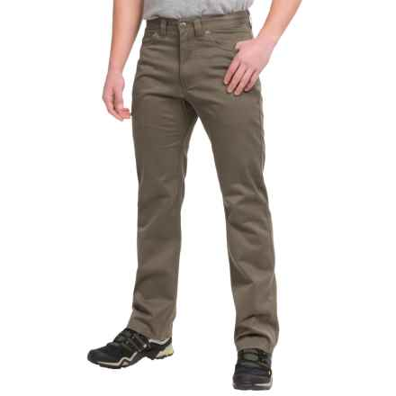 Mountain Khakis Canyon Pants (For Men) in Terra - Closeouts