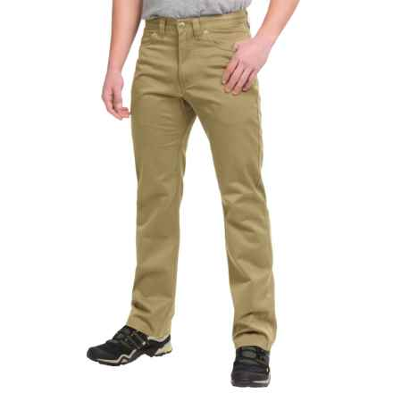Mountain Khakis Canyon Pants (For Men) in Wheat - Closeouts