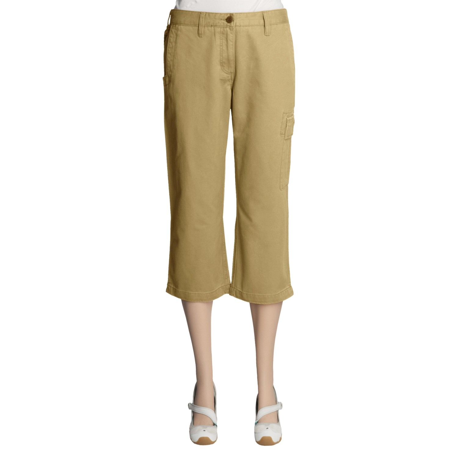 Brilliant Khaki Cargo Pants Women