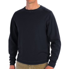 Mountain Khakis Cascade Sweater - Merino Wool, Crew Neck (For Men) in Black - Closeouts