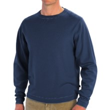 Mountain Khakis Cascade Sweater - Merino Wool, Crew Neck (For Men) in Deep Blue - Closeouts