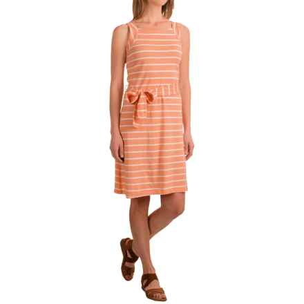 Mountain Khakis Cora Dress - Sleeveless (For Women) in Peachy - Closeouts