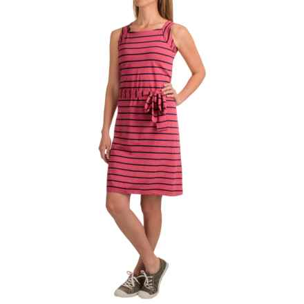 Mountain Khakis Cora Dress - Sleeveless (For Women) in Sangria - Closeouts