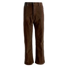 Mountain Khakis Cottonwood Pants - Corduroy (For Men) in Chocolate - Closeouts