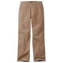 Mountain Khakis Cottonwood Pants - Corduroy (For Men) in Khaki - Closeouts