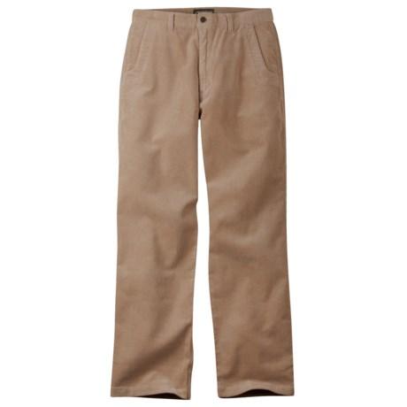 Mountain Khakis Cottonwood Pants - Corduroy (For Men) in Khaki