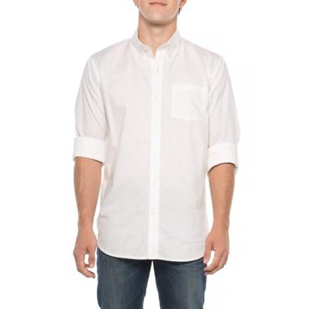 73069a52 Mountain Khakis Davidson Stretch Oxford Shirt - Long Sleeve (For Men) in  Linen -