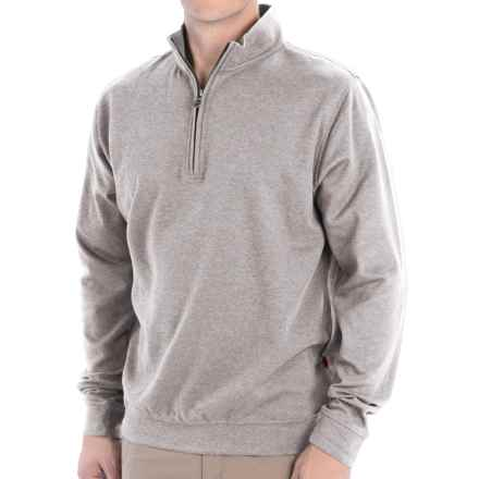 Mountain Khakis Eagle Jacket - Zip Neck (For Men) in City Block - Closeouts