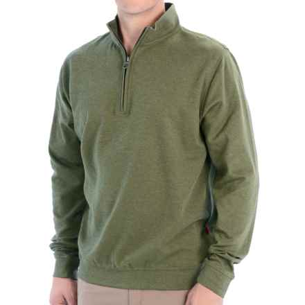 Mountain Khakis Eagle Jacket - Zip Neck (For Men) in Pine - Closeouts