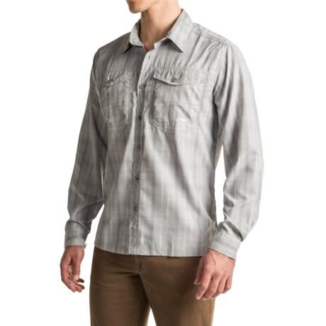 Mountain Khakis Equatorial Shirt - UPF 40+, Long Sleeve (For Men) in City Block