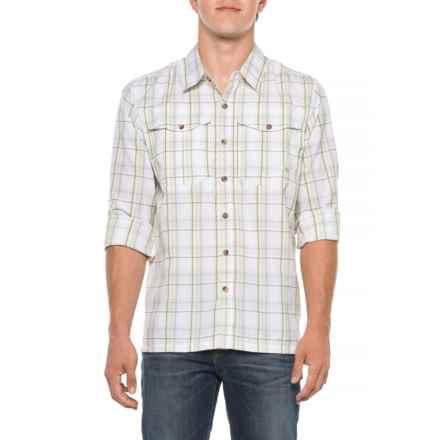 Mountain Khakis Equatorial Shirt - UPF 40+, Long Sleeve (For Men) in Sage - Closeouts