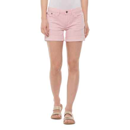 Mountain Khakis Genevieve Jean Shorts (For Women) in Rose - Closeouts