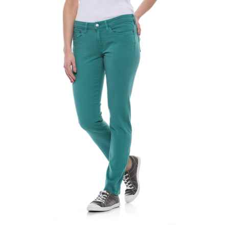 Mountain Khakis Genevieve Skinny Jeans (For Women) in 607 Ivy - Closeouts