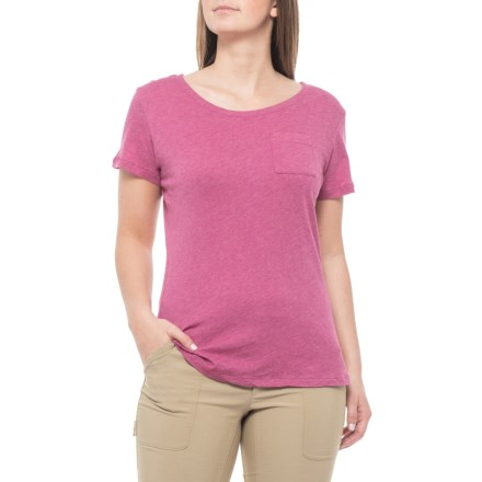 6fd7c6c1 Clearance. Mountain Khakis Go Time Scoop Neck T-Shirt - Short Sleeve (For  Women)