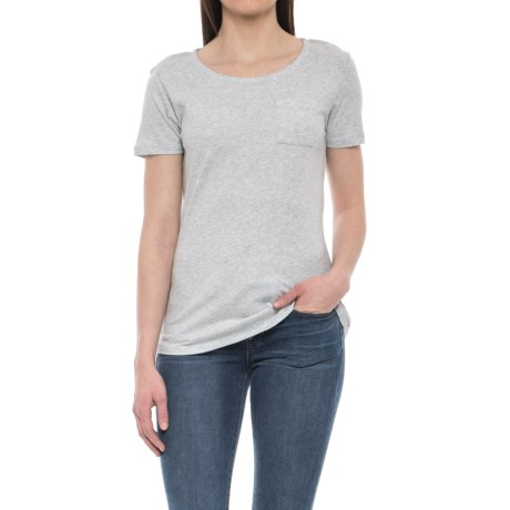 Mountain Khakis Go Time T-Shirt - Short Sleeve (For Women) in Geyser