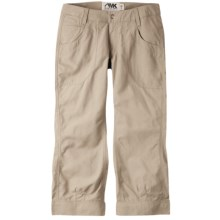 Mountain Khakis Granite Creek Capris - UPF 50+ (For Women) in Birch - Closeouts