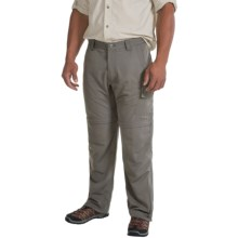 Mountain Khakis Granite Creek Convertible Pants - UPF 50+ (For Men) in Ash - Closeouts