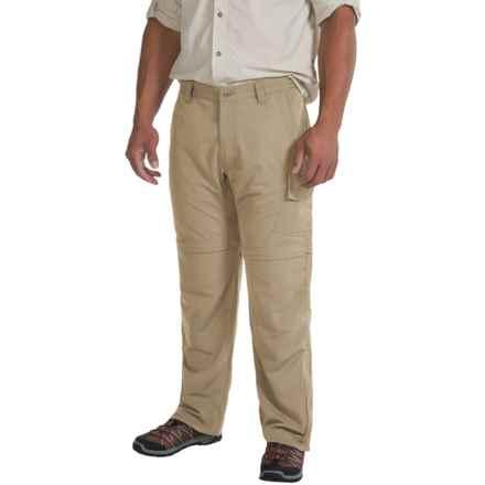 Mountain Khakis Granite Creek Convertible Pants - UPF 50+ (For Men) in Birch - Closeouts