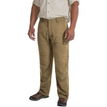 Mountain Khakis Granite Creek Convertible Pants - UPF 50+ (For Men) in Mushroom - Closeouts