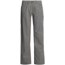 Mountain Khakis Granite Creek Pants - UPF 50+ (For Women) in Ash - Closeouts