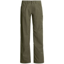 Mountain Khakis Granite Creek Pants - UPF 50+ (For Women) in Pine - Closeouts