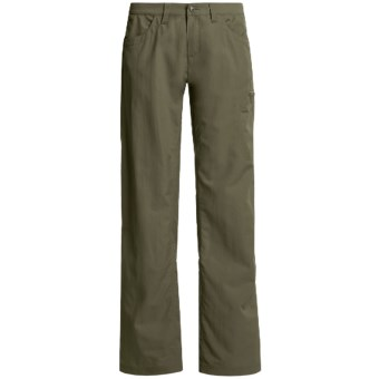 Mountain Khakis Granite Creek Pants - UPF 50+ (For Women) in Pine