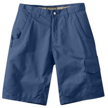 Mountain Khakis Granite Creek Shorts - UPF 50+ (For Men) in Blue Work - Closeouts